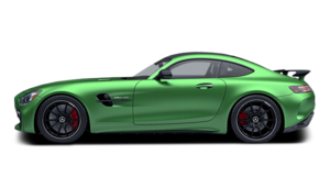 Mercedes-Benz AMG GT coupé  2018