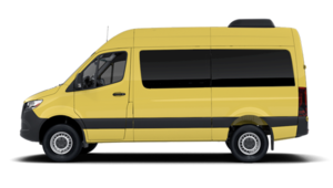 Mercedes-Benz Sprinter Combi 2500 4X4  2019