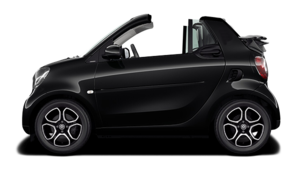 smart fortwo cabrio  2019