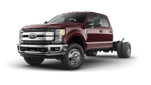 2019 Ford Chassis-Cab F-350