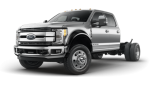 2019 Ford Chassis Cab F-550