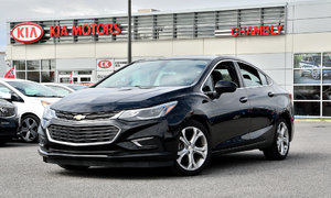 Chevrolet Cruze Premier**ANDROID AUTO**MAGS** 2017