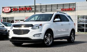 Chevrolet Equinox Premier**Intérieur Luxe**4x4**Toit Ouvrant** 2017