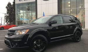 2015 Dodge Journey SXT Black TOP / + Pneus Hiver