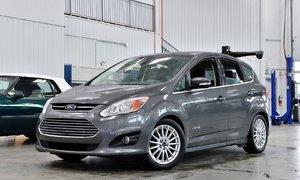 Ford C-MAX hybrid SEL+CUIR+ TOIT+ NAV+DÉMAREUR+++ 2015