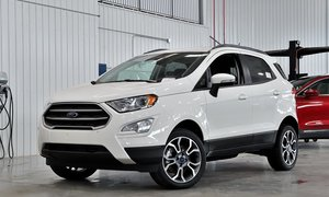 2018 Ford EcoSport SE 4WD 2.0L