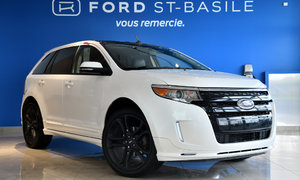 2014 Ford Edge SPORT / GPS / CUIR / CAMERA DE RECUL