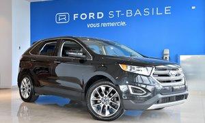 Ford Edge Titanium+ MAGS 20''+ TOI+GPS+ASSIS A LA CONDUITE++ 2015