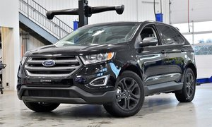 2018 Ford Edge SEL - FWD V6 3.5L
