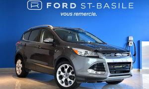 2013 Ford Escape TITANIUM / AWD / CUIR / CAMERA DE RECUL