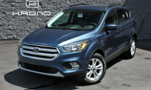 Ford Escape SE - FWD 2018