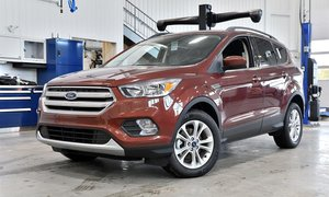 2018 Ford Escape SE - FWD 1.5L