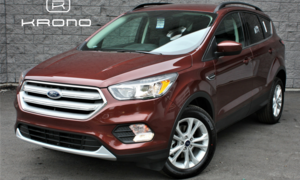 2018 Ford Escape SE - FWD