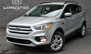 2018 Ford Escape 1.5L SE - 4WD