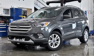 Ford Escape SEL - 4WD (as of 02/12/2018) 2018
