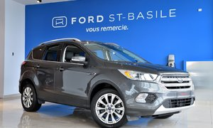 2018 Ford Escape Titanium+CUIR+TOIT+GPS+FORD TOUCH++++