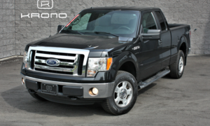 2012 Ford F-150 XLT, phares auto, attelage, prise AUX, A/C, +