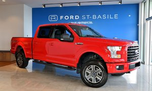 Ford F150 XLT SCREW 4X4 / SPORT / 5.0L 2016