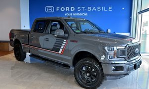 Ford F150 SuperCrew Lariat Edition Speciale 2018