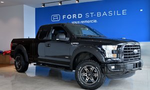 Ford F150 SUPERCAB XLT+SPORT PACK+2.7L (AUTOSTOP) 2016