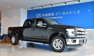 2016 Ford F150 LARIAT+TOIT PANORAMIQUE+3.5L V6+NAVIGATION+++