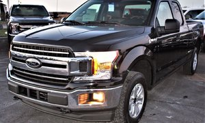Ford F-150 4x4 - Supercab XLT - 145