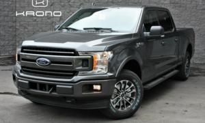 2018 Ford F150 4x4 - Supercrew XLT - 157