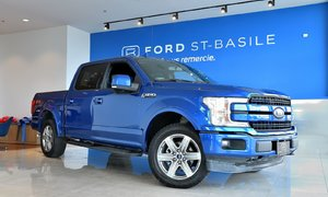 Ford F150 LARIAT FX4+TOIT+GPS+CRUISE ADAPTATIF+MAGS 20''+++ 2018