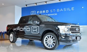 2019 Ford F150 4x4 - Supercrew Limited - 145