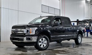 2019 Ford F150 4x4 - Supercrew XLT - 157