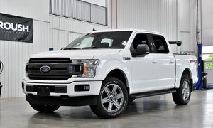 2019 Ford F150 4x4 - Supercrew XLT - 145