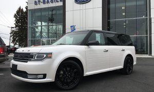 2017 Ford Flex Limited / NAVI / Stow N Go