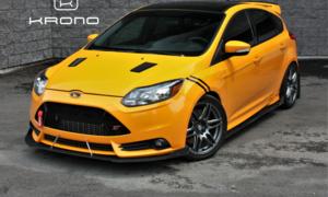 Ford Focus ST / caméra de recul / GPS / toit ouvrant ++ 2014