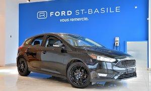 Ford Focus SE PLUS+CUIR+TOIT+GPS+BLACK PACK+++ 2015