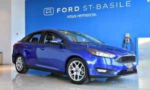 Ford Focus SE PLUS+ 27 014KMS+GPS+CAMERA+CUIR+++ 2015
