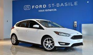 Ford Focus SE+GPS+SIEGES ET VOLANT CHAUFFANTS+++ 2015