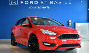 2016 Ford Focus SE / SIÈGES ET VOLANT CHAUFFANTS