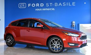 2018 Ford Focus SEL / SIÈGES ET VOLANT CHAUFFANTS / SYNC 3