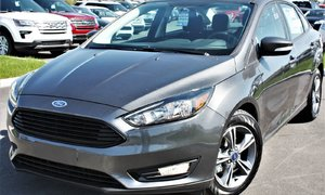 2018 Ford Focus Sedan SE