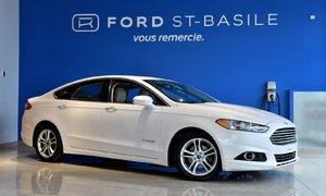 Ford Fusion TITANIUM / CUIR / GPS / 2015