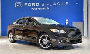 Ford Fusion Titanium Berline 2015