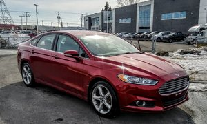 Ford Fusion SE AWD+ GPS+ TECH PACK!! 2016