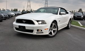 Ford Mustang GT  5.0L / exhaust BORLA 2013