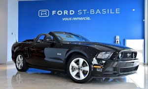 Ford Mustang GT Convertible / 500HP WOW !! 2014