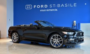 2015 Ford Mustang ECOBOOST / PREMIUM / CAMERA DE RECUL / GPS