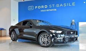 2016 Ford Mustang GT PREMUIM+GPS+CUIR+SIÈGS CHAUFFANTS ET CLIMATISÉS