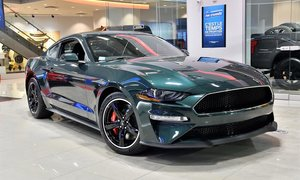 Ford Mustang Coupe GT Bullitt 2019