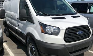 2019 Ford Transit 250 Cargo Van 130 WB - Low Roof - 60/40 Pass.side Cargo