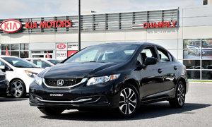 Honda Civic Sedan EX**Caméra de recul**SMARTKEY** 2015