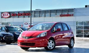 Honda Fit LX**A/C, AUTO**BAS KILO**Jamais Accidenté** 2014
